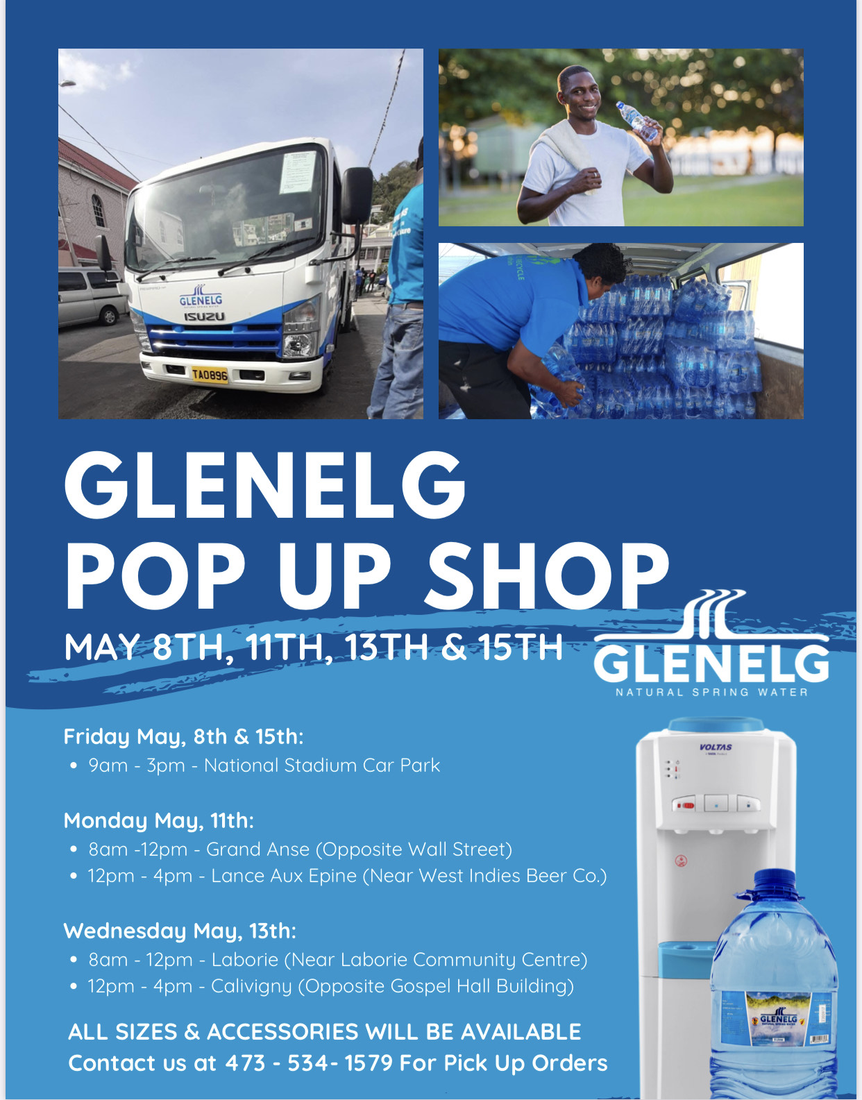 Glenelg Pop Up Shop