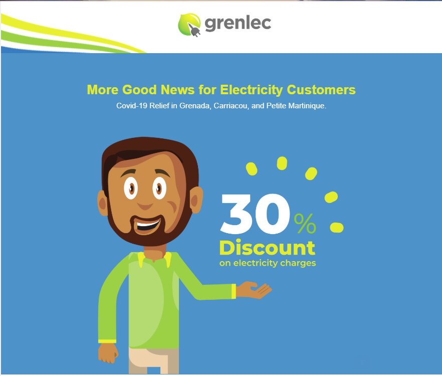 More Good News for Electricity Customers in Grenada, Carriacou, and Petite Martinique