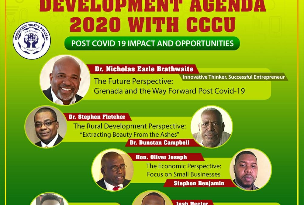 DEVELOPMENT AGENDA 2020 WITH CCCU